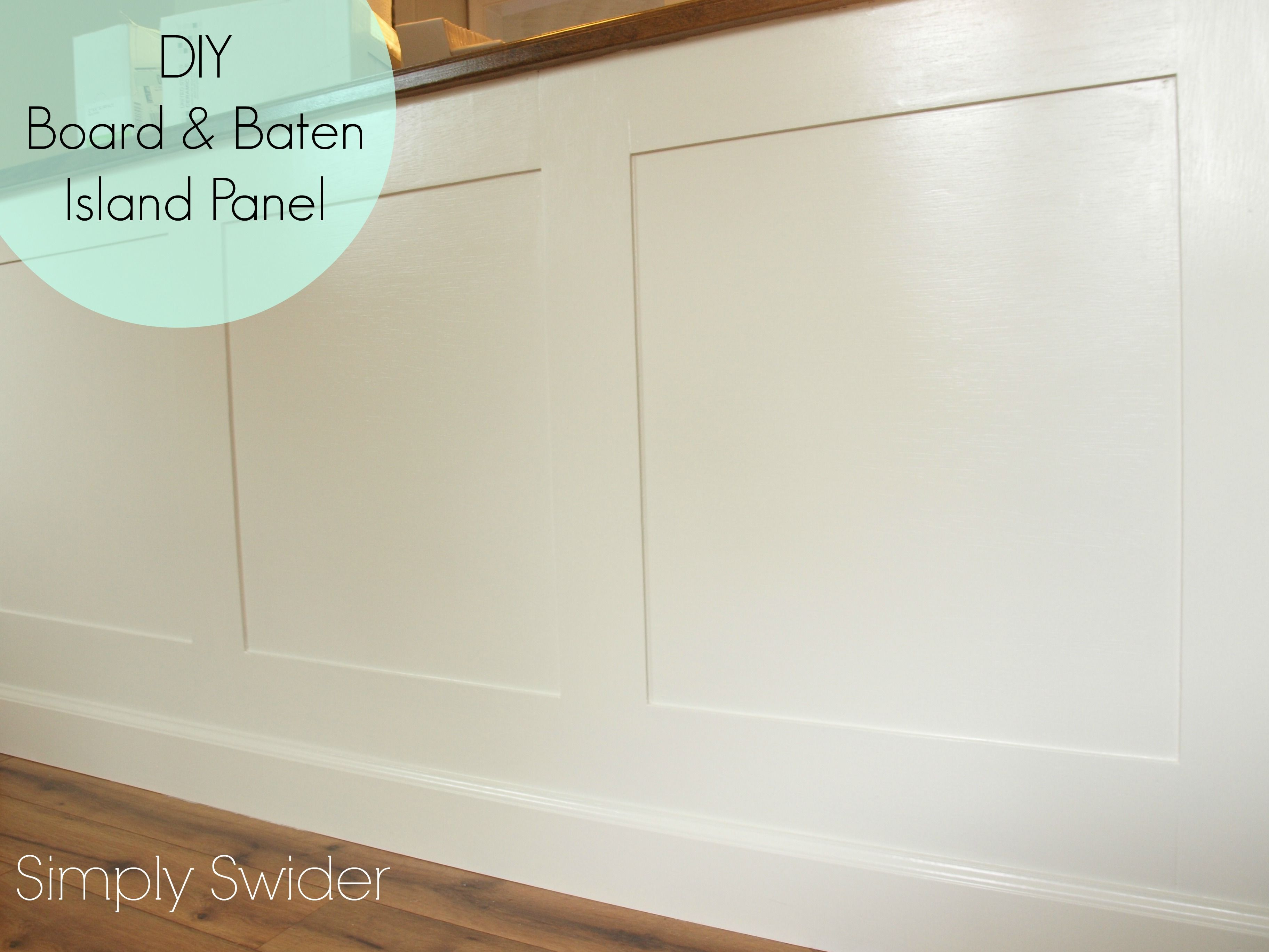 Diy Soffits With Crown Molding And Board And Batten Cover Panels Simply Swider Diy Kitchen Remodel Kitchen Cabinet Remodel Diy House Renovations