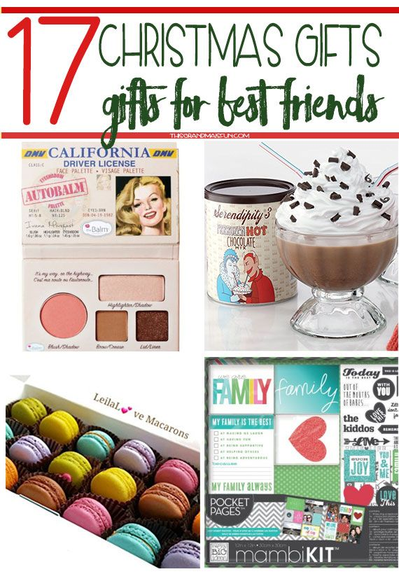 17 Christmas Gifts for Best Friends | Pinterest | Bff, Christmas ...
