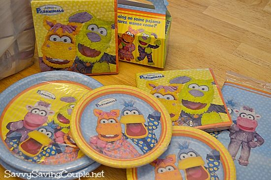 Your Child Can Now Have a Pajanimals themed Birthday Party!