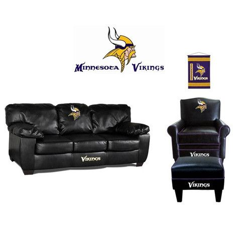 Use This Exclusive Coupon Code: PINFIVE To Receive An Additional 5% Off The  Minnesota. Leather FurnitureMinnesota VikingsFurniture ...