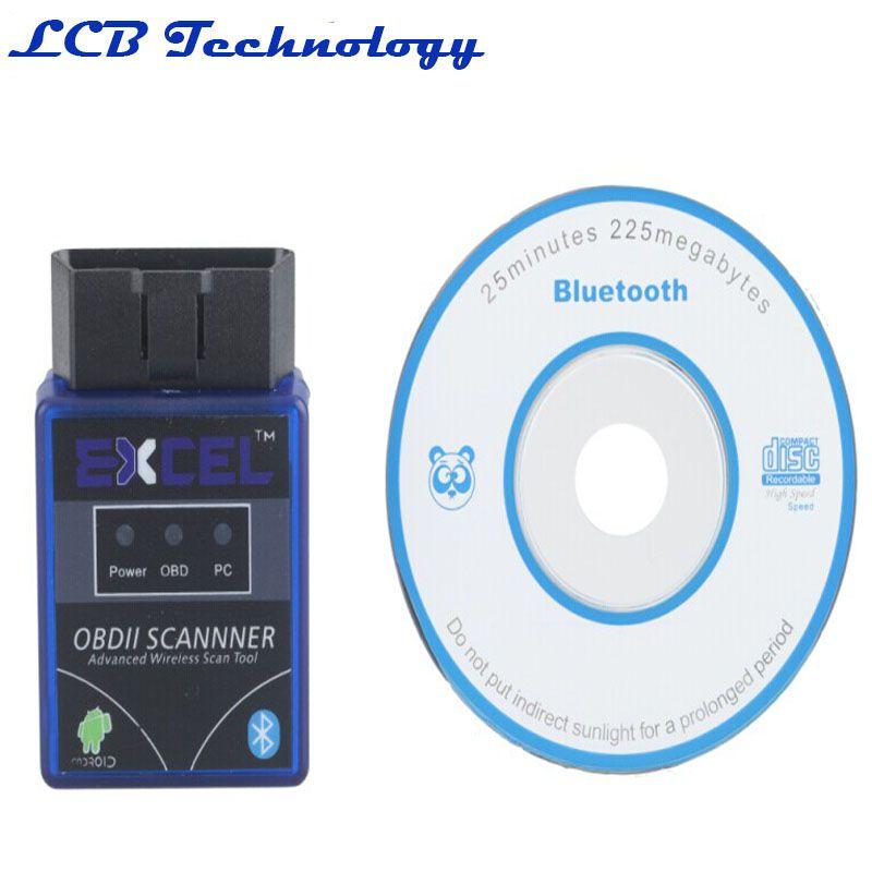 Auto Car Diagnostic Tool Excel V1 5 Super Mini Elm327 Obd2 Obd Ii Bluetooth Auto Diagnostic Scanner For Car Diagnostic Tool Car Diagnostic Tool Obd