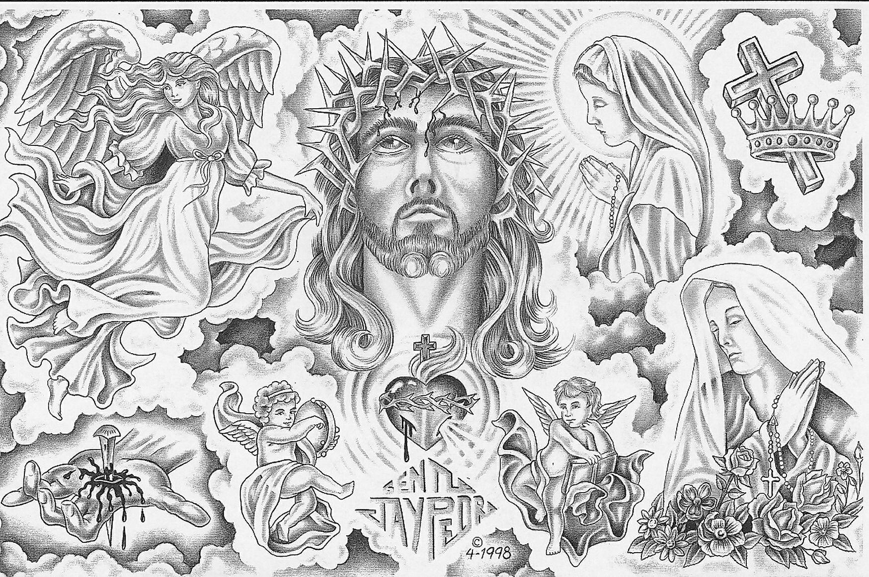 christian tattoo artists dallas