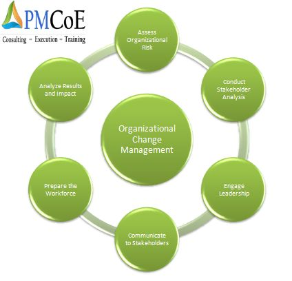 Organizational Change Management Plan Builds Stakeholder