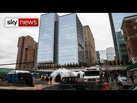 'Hell' at NYC's COVID-19 ground zero