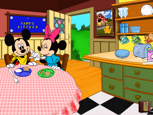 My Disney Kitchen Who Else Remembers This Old Computer Game Disney Nostalgia My Childhood Memories Disney Kitchen Childhood