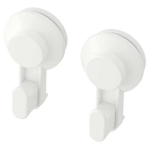Accessori Da Bagno Con Ventosa.Ikea Tisken Gancio Con Ventosa Accessori Per Bagno Bagno Ikea Ikea