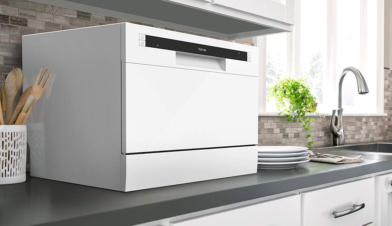 Top 10 Best Countertop Dishwashers In 2019 Portable Dishwashers