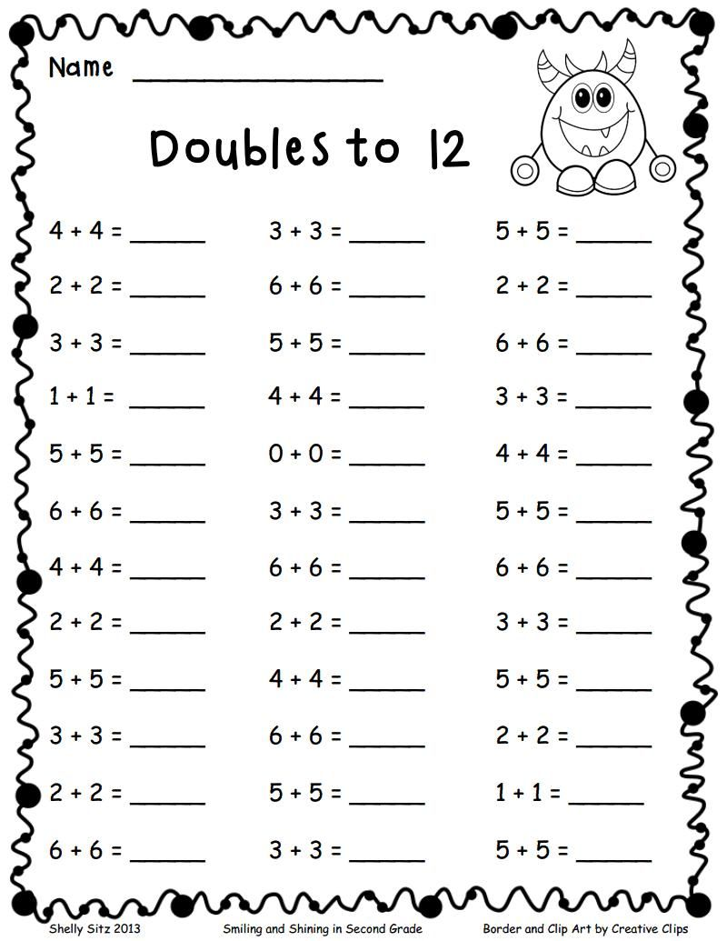 38 Math Worksheets For Grade 2 Pdf Matematika
