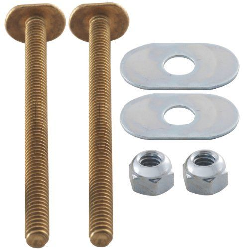 Ldr 503 3125 Toilet Bolt Set 5 16 Inch By 3 1 2 Inch By Ldr 5 59 From The Manufacturer Closet Bolt S Nuts And Washers Tool Store Toilet Bowl