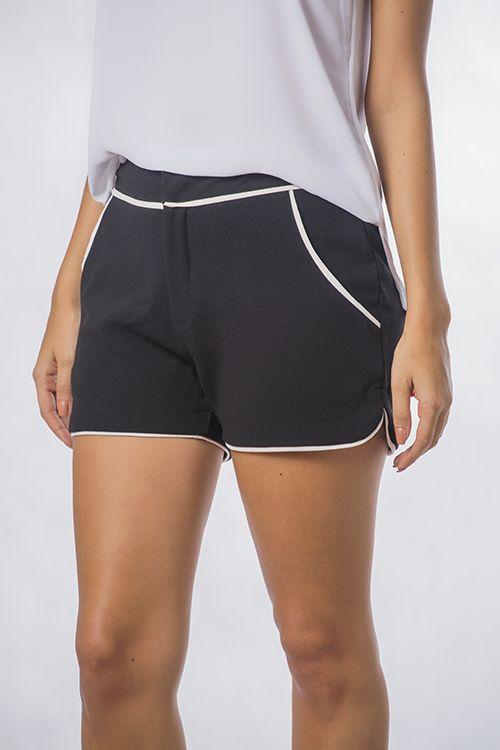 77ae35003e shorts alfaiataria - Pesquisa Google Moda Para Baixinhas