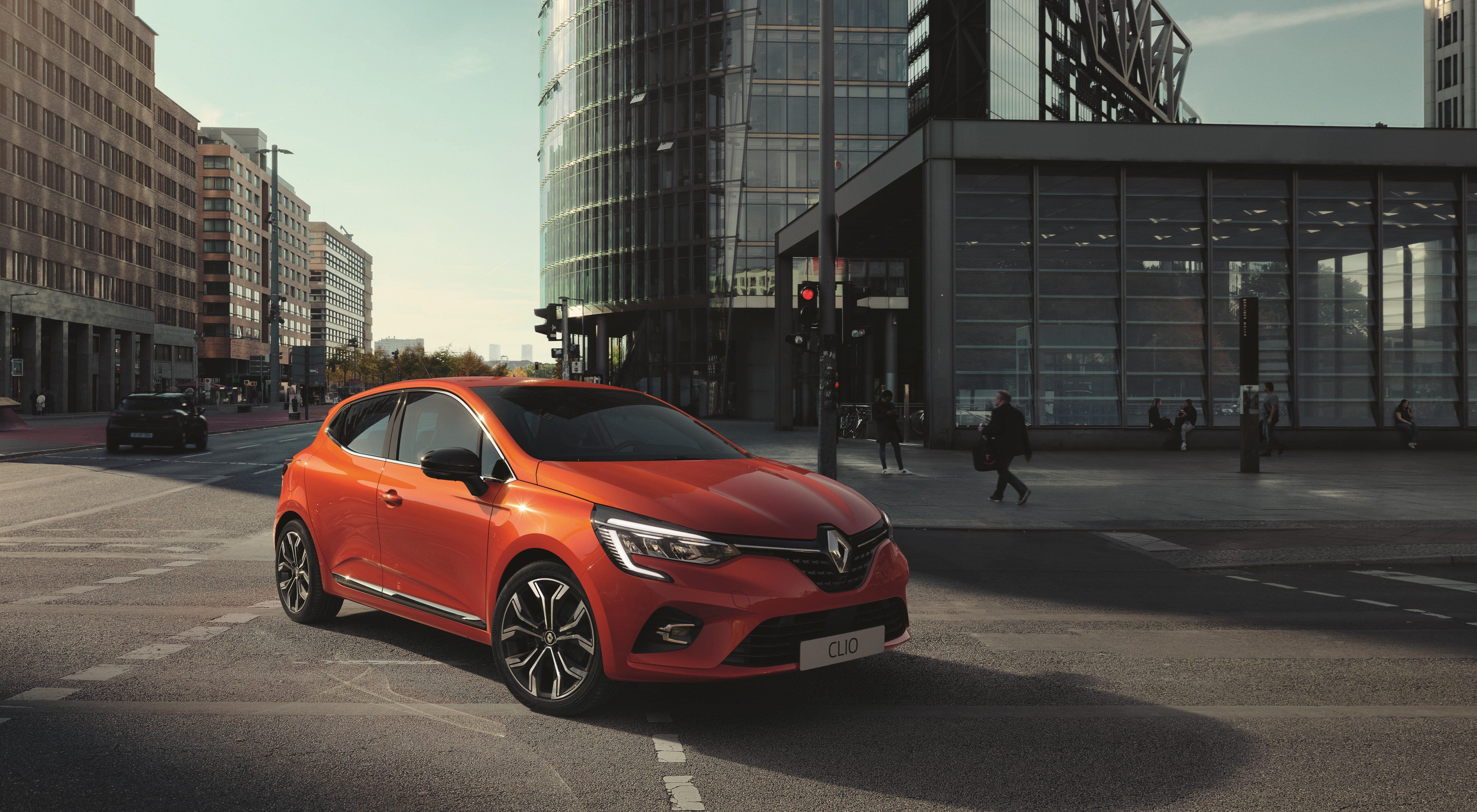 Wallpaper Of The Day 2019 Renault Clio New Renault Clio New