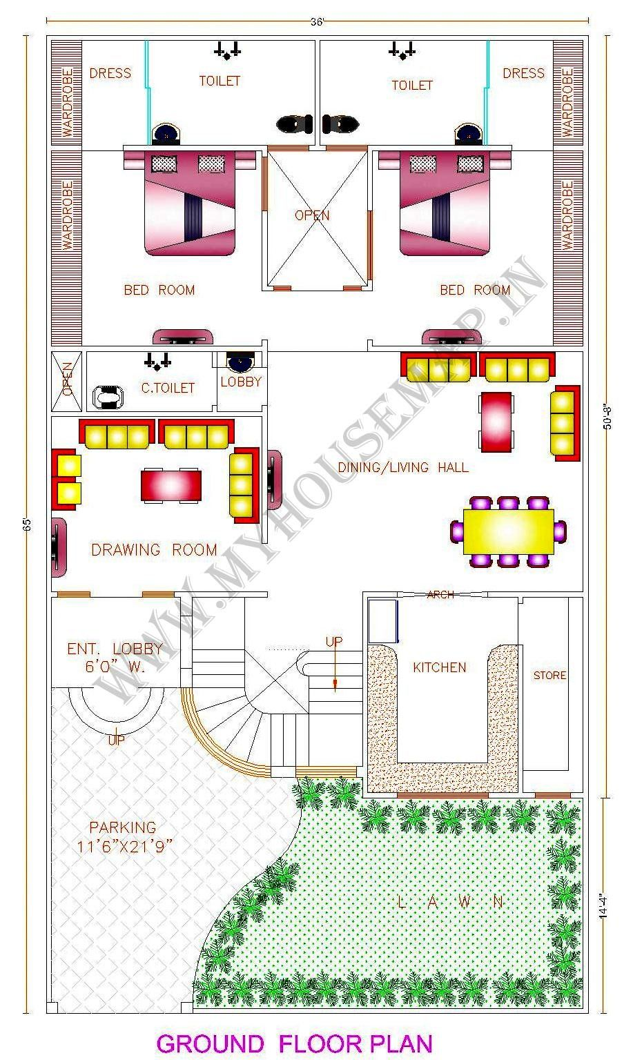 House Map Front Elevation Design House Map Building Design House Designs House Plans House Map 30x40 House Plans House Floor Design