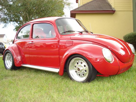 """Viewing Auction #120816824632 - 73 VW Extremely Rare """"Sport Bug ..."""