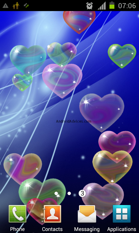 Free Live 3d Wallpaper For Android Phones