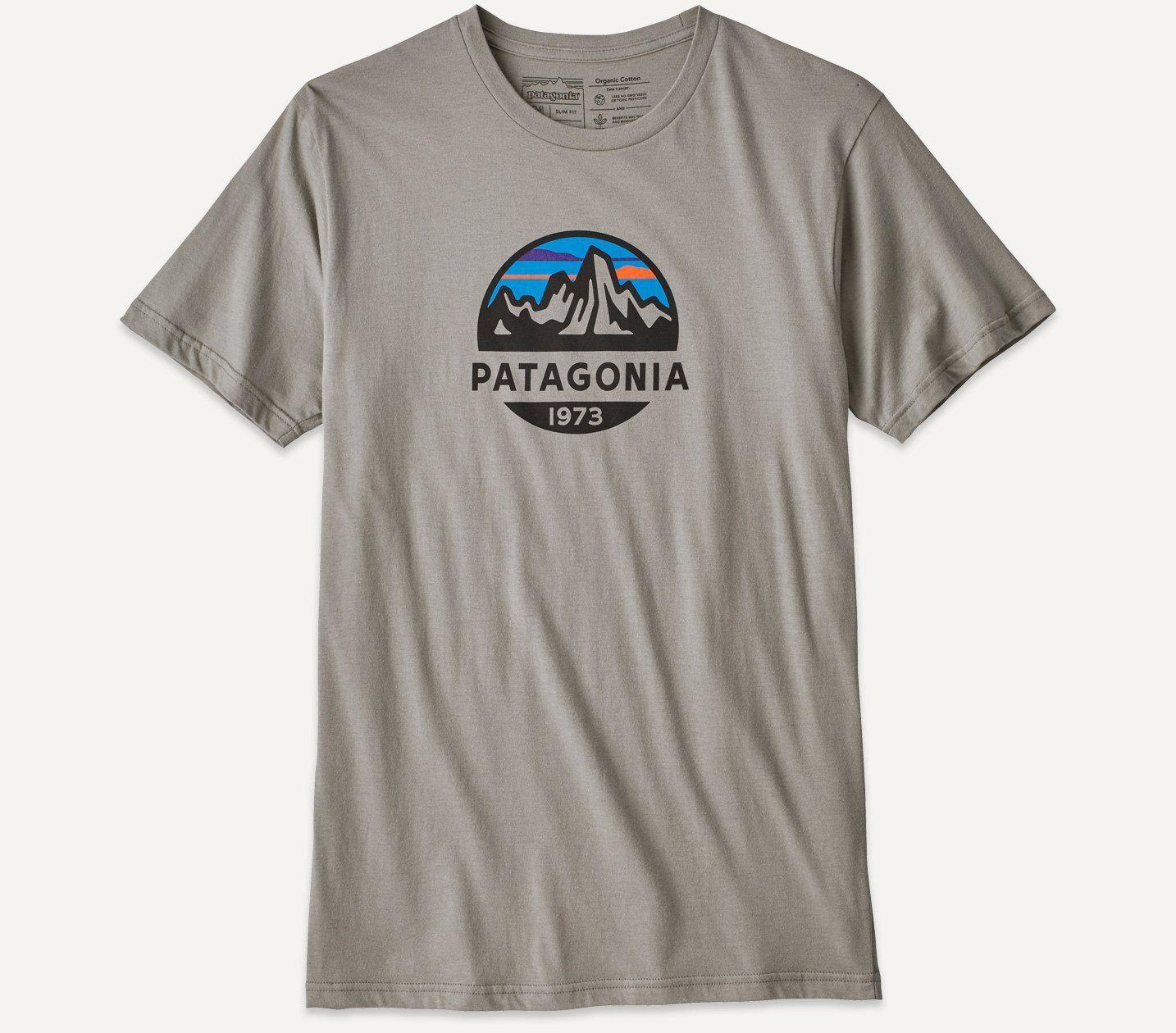 Patagonia Fitz Roy Scope Organic T-Shirt Herren