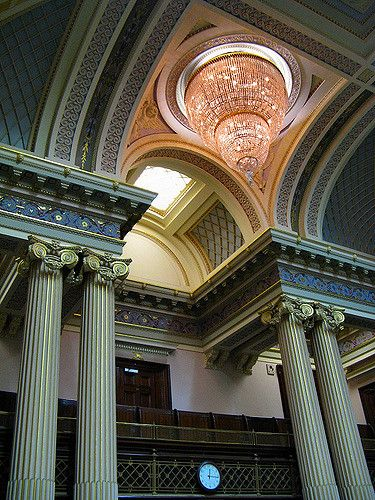 Parliament House Melbourne Australia Oceania Houses Of