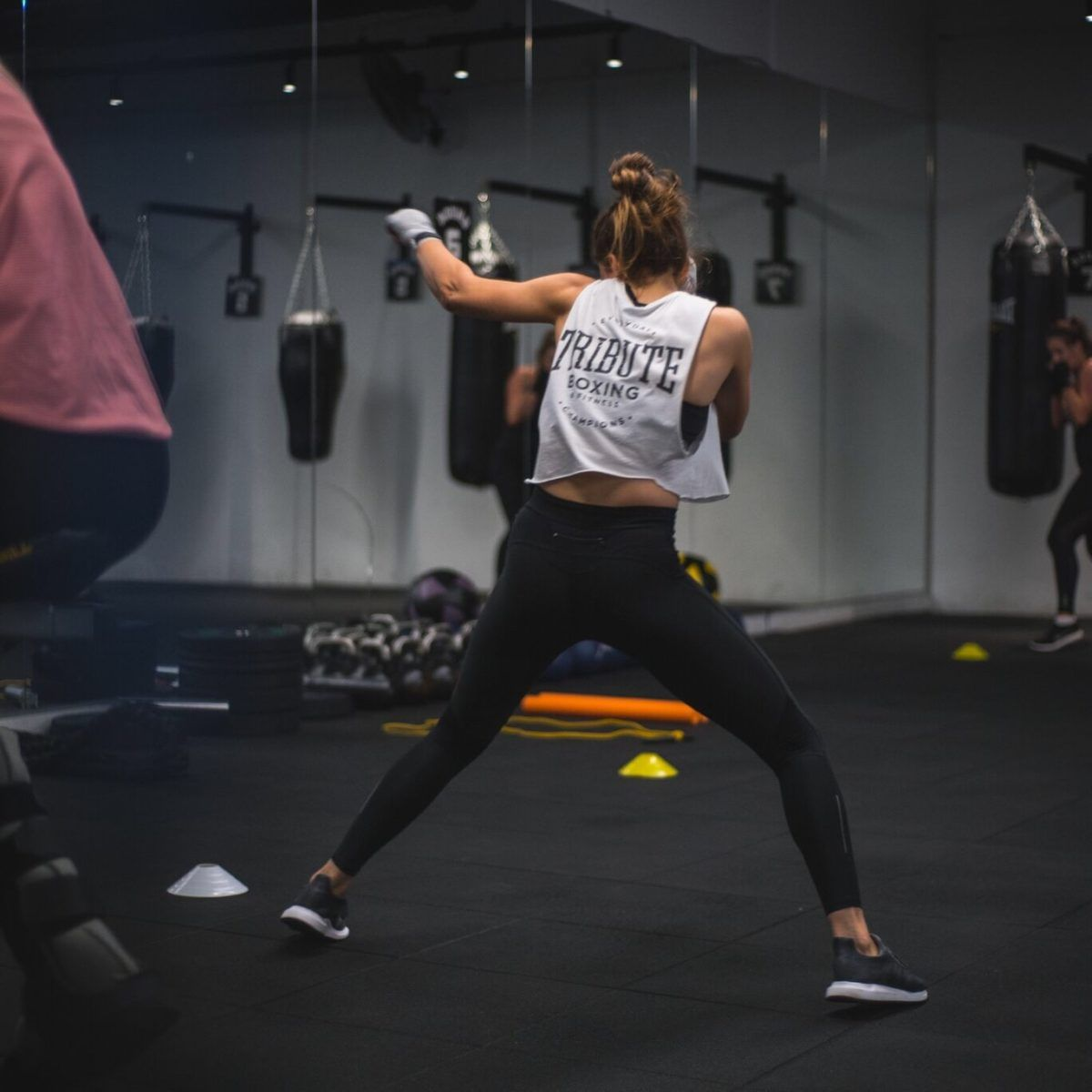 Boxing training, benefits for Muay Thai - FIGHTMAG