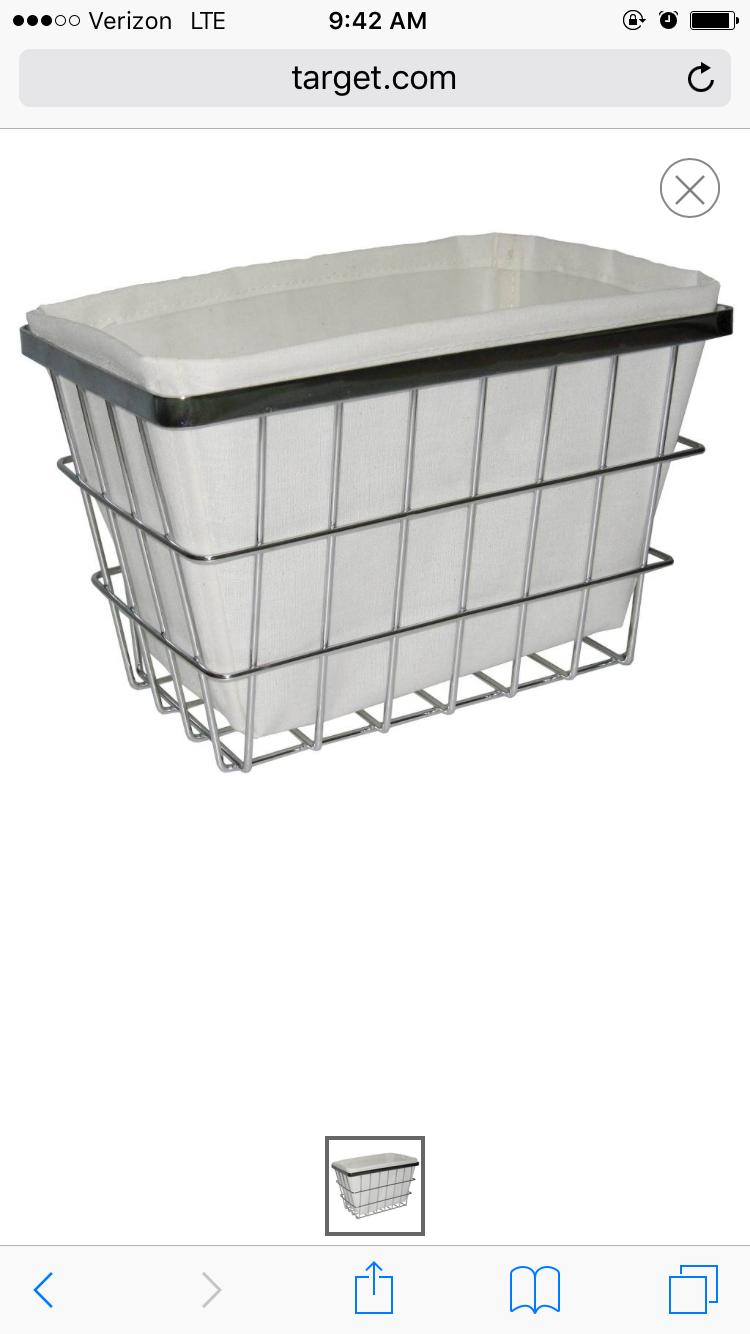 Pin By Wendy Garza On Bathroom Upgrade Toilet Tank Wire Basket Storage Metal Baskets