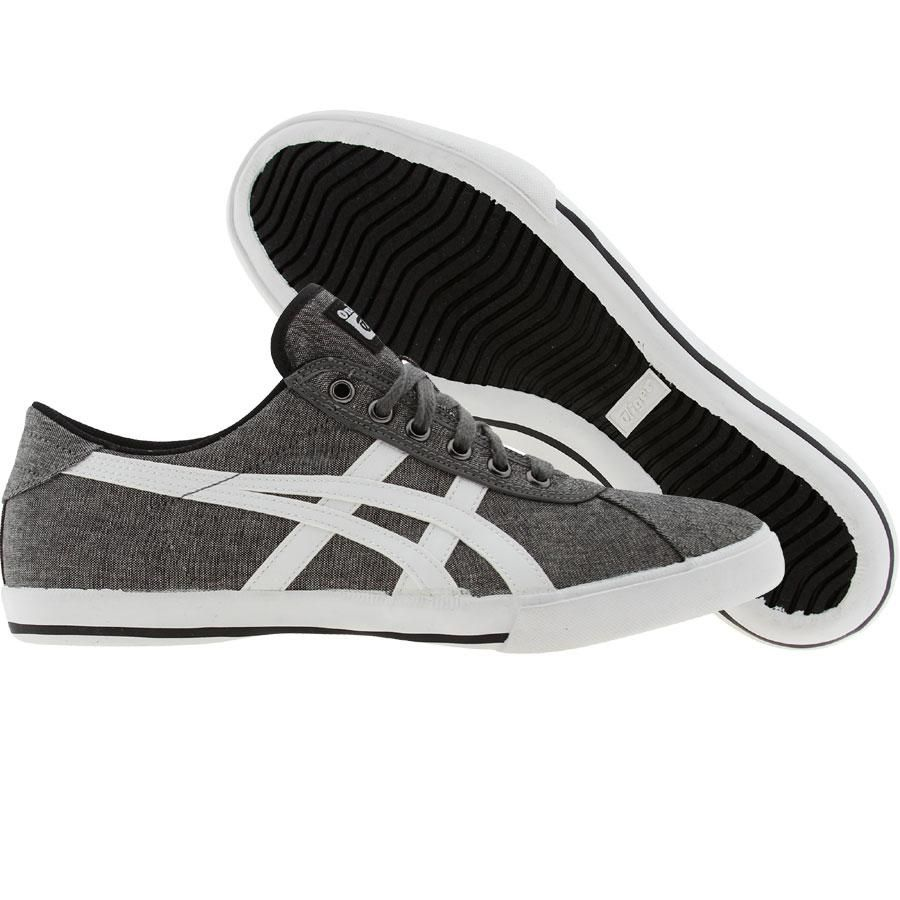 cheap for discount 59f9a b2a9f Asics Onitsuka Tiger Rotation 77 (chambray black / white ...