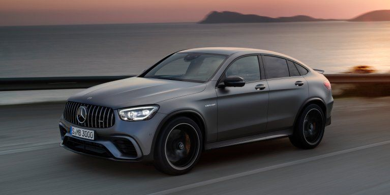 Mercedes Amg Glc 63 S 4matic And Glc 63 S 4matic Coupe