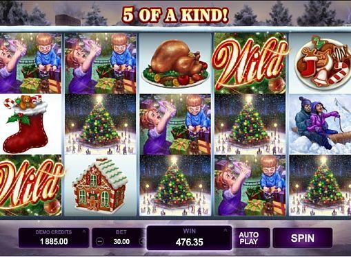 Игровой автомат happy holiday village бесплатно