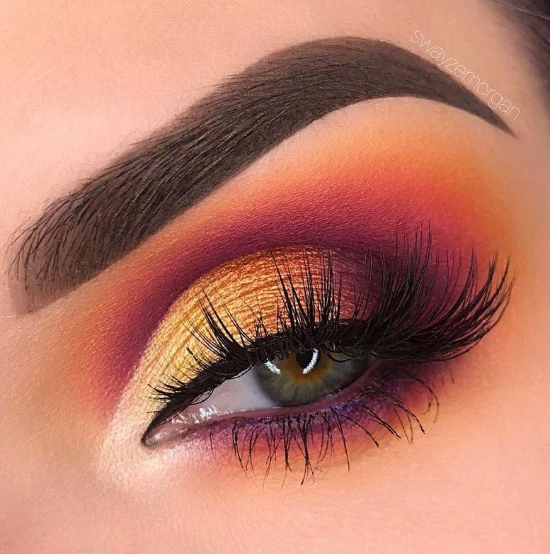 Fabulous eye makeup ideas make your eyes pop #makeuplooks