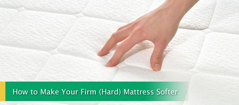 How To Make Firm Mattress Softer And Comfortable Insidebedroom In 2020 Firm Mattress Mattresses Reviews Firm Foam Mattress