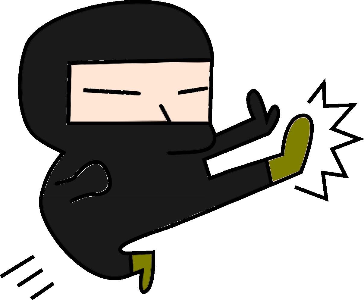 Ninja Verbs