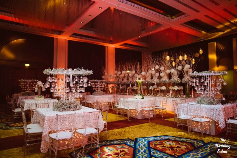 Star Studded Wedding Ceremony Held In Shangri La Barr Al Ah Resort Spa Mu