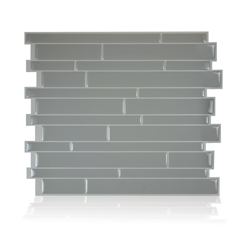 Milano Platino Carrelage Adhesif Smart Tiles Simplement Peler Et Coller Le Produit Adherera Sans A Carrelage Mural Adhesif Carrelage Mural Carrelage Adhesif