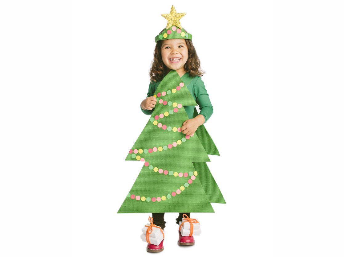 31 Simple Last Minute Halloween Costumes Tree Costume Christmas Tree Costume Christmas Tree Costume Diy