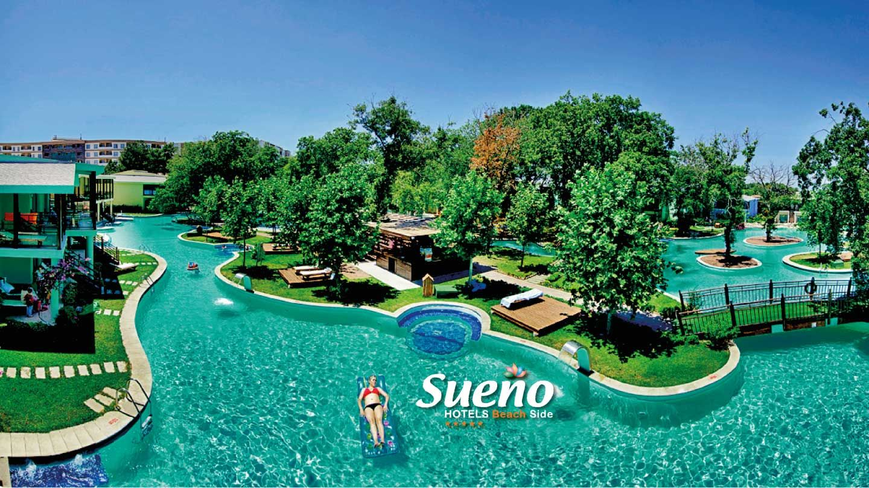Sueno hotel atlantic golf holidays atlantic golf holidays - Sueno Hotels Beach Side Antalya Turkey