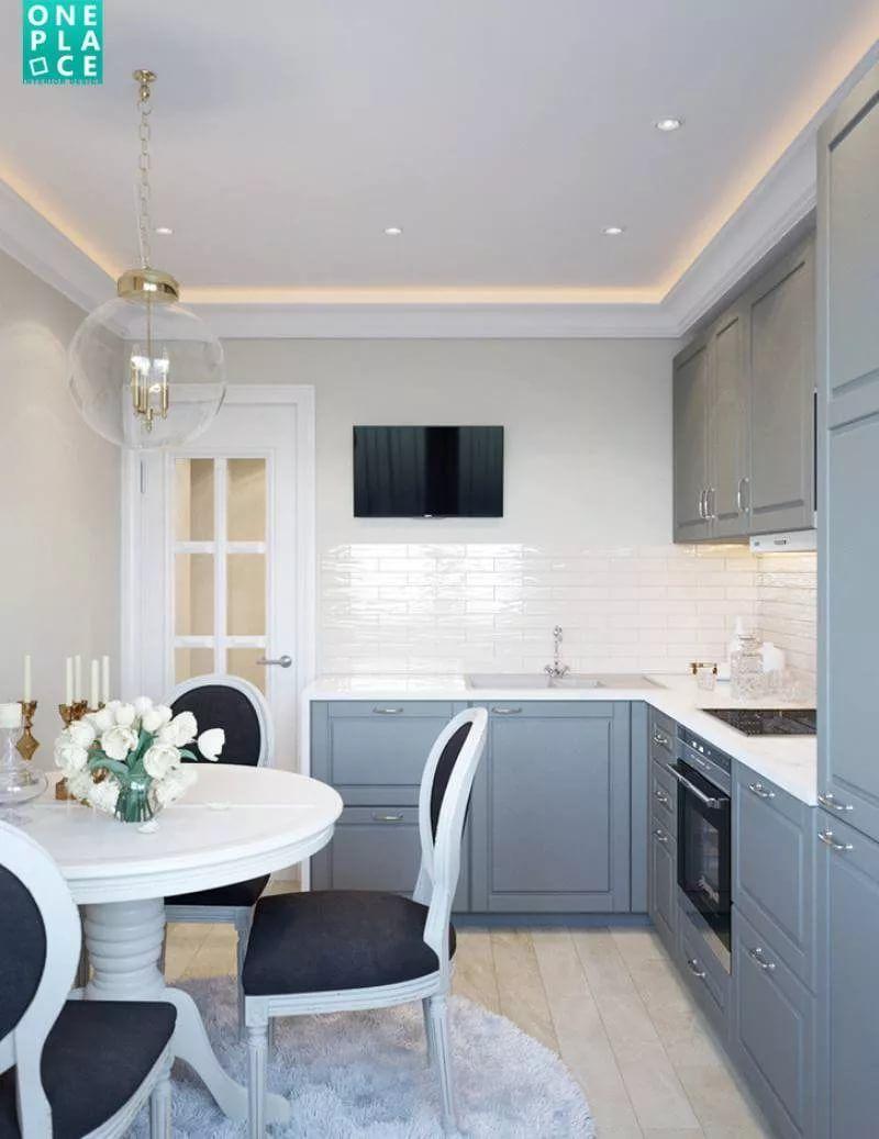 кухня 9 кв м дизайн фото: 13 тыс изображений найдено в ...