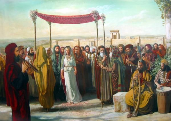 Marriage Is An Ancient Institution That Even Predates: Wedding In Ancient Israel