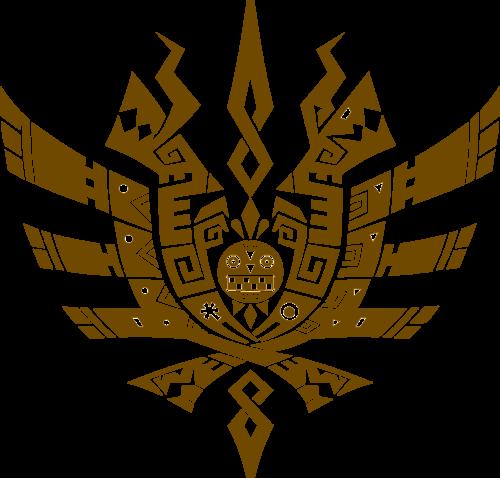 Logo Mh4 Symbol Png Monster Hunter Art Monster Hunter 3rd Monster Hunter