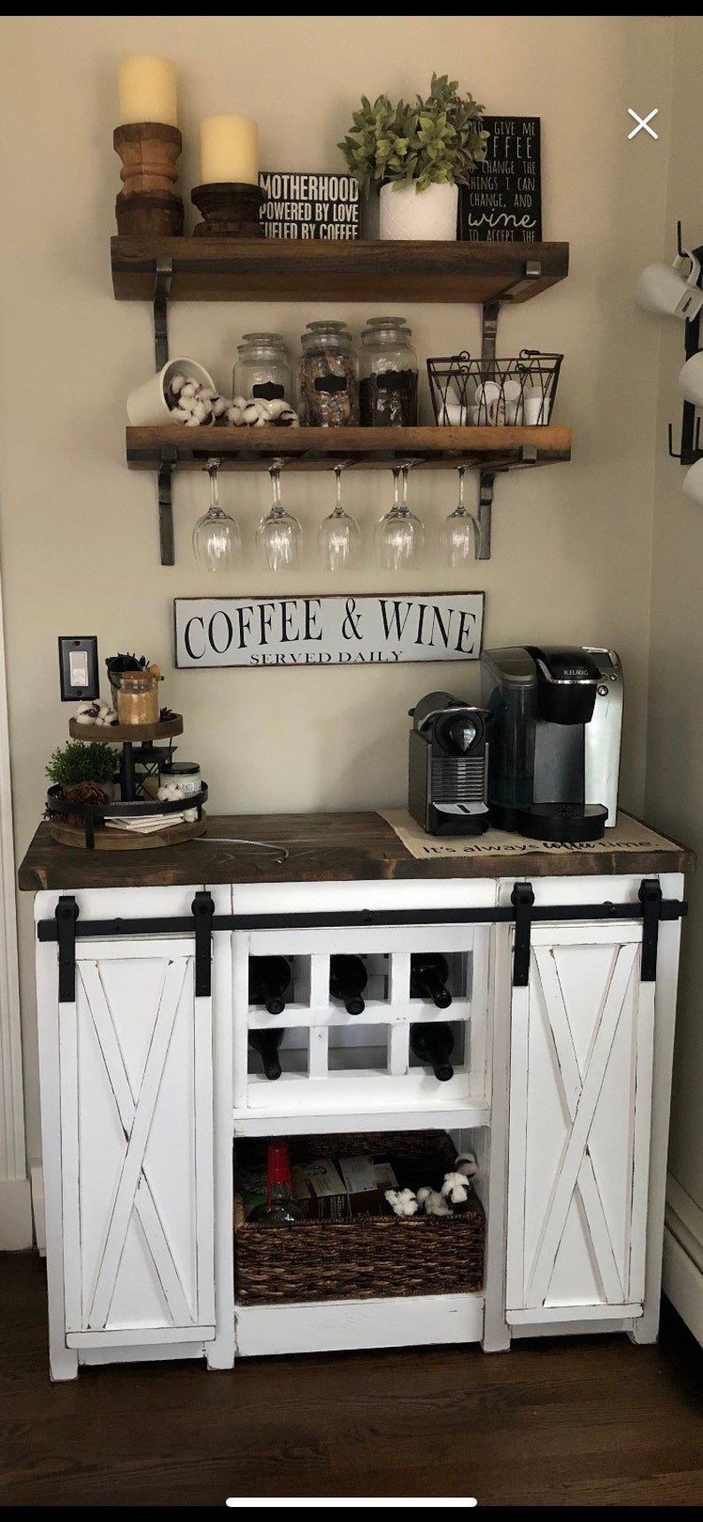 21+ Farmhouse coffee bar cabinet most popular