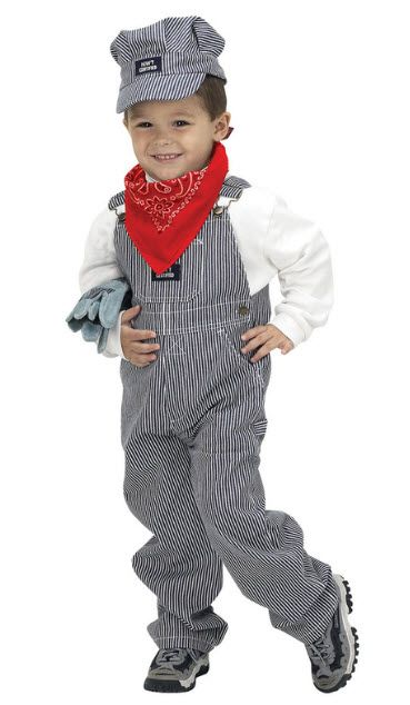 02ae08bc53d Boy s Train Engineer Costume in 2019