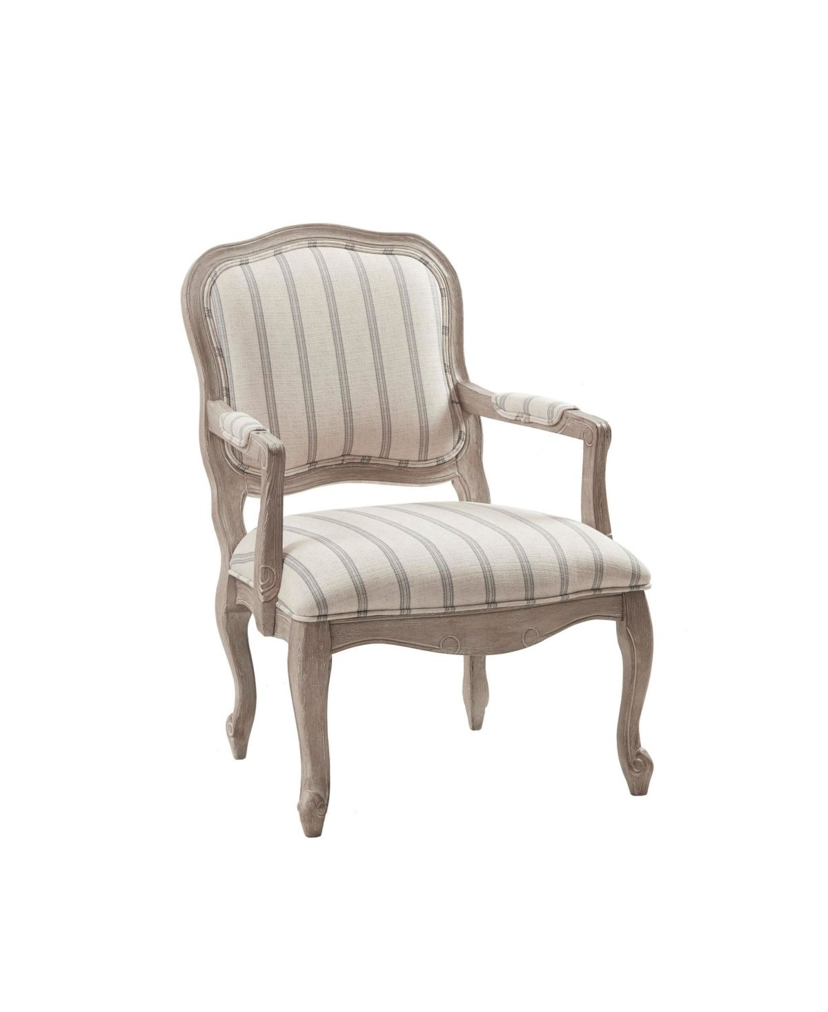 Monroe Accent Chair Quick Ship Natural Accent Chairs