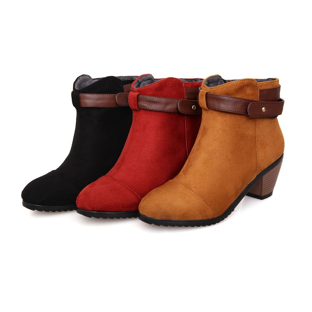 Details About Women Ladies Cute Low Kitten Heel Platform Shoes Casual Strappy Ankle Boots Xc2 Casual Shoes Boots Platform Shoes