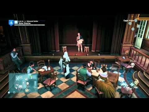 Assassins Creed Unity - Patron Of The Arts Achievement / Trophy Guide