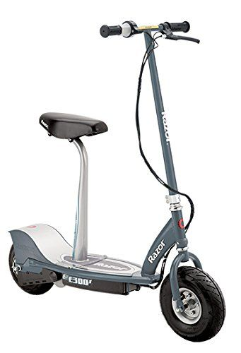 Razor 13173815 Scooter Elctrico Color Gris Scooter Scooter Electrico Patineta