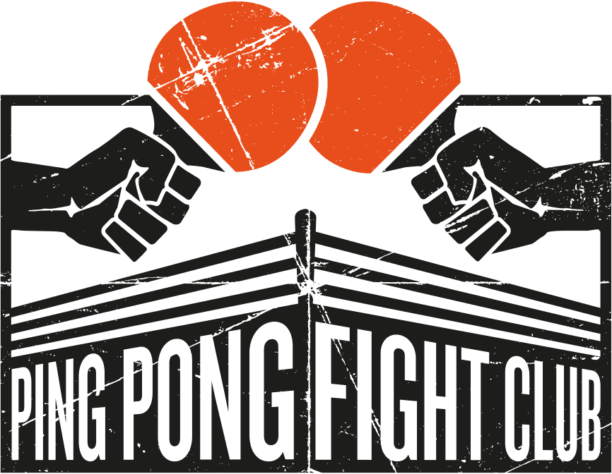 Ping Pong Fight Club Ping pong, Tennis posters, Table tennis