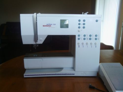 Bernina Activa 40 Sewing Machine Bernina Sewing Machines Enchanting Bernina Activa 130 Sewing Machine