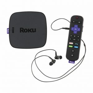 Roku 4661RW Ultra Streaming Player, 2018 with JBL