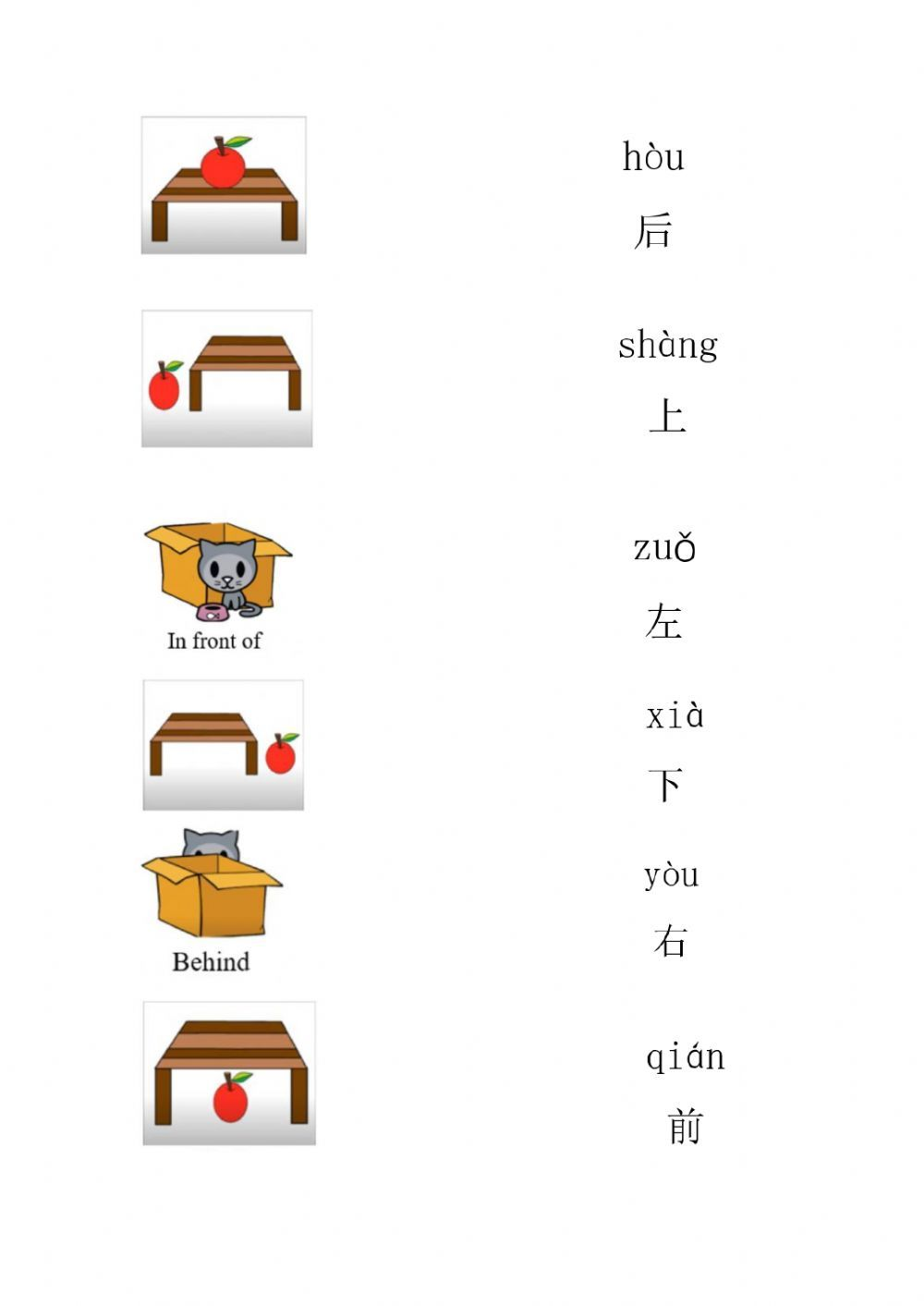 Prepositions Online Worksheet For Elementary You Can Do The Exercises Online Or Download The Worksheet As Pdf Your Teacher Prepositions Workbook [ 1413 x 1000 Pixel ]