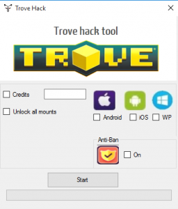 How to Use Trove Hack Cheat Online 2017 Tool