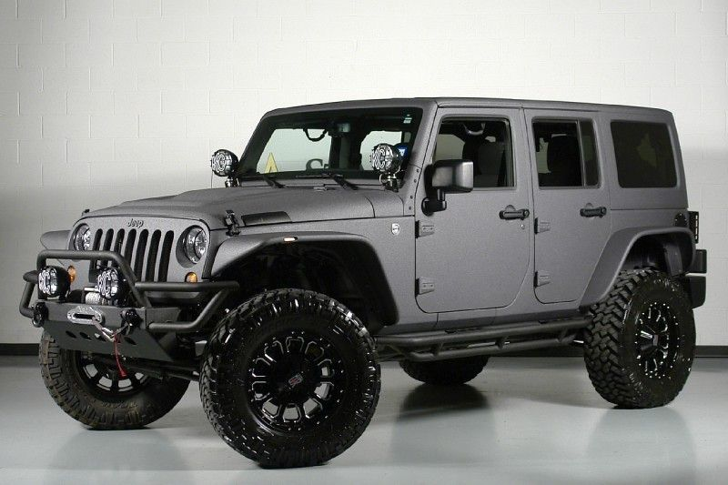 customized jeep wranglers Google Search Jeep wrangler