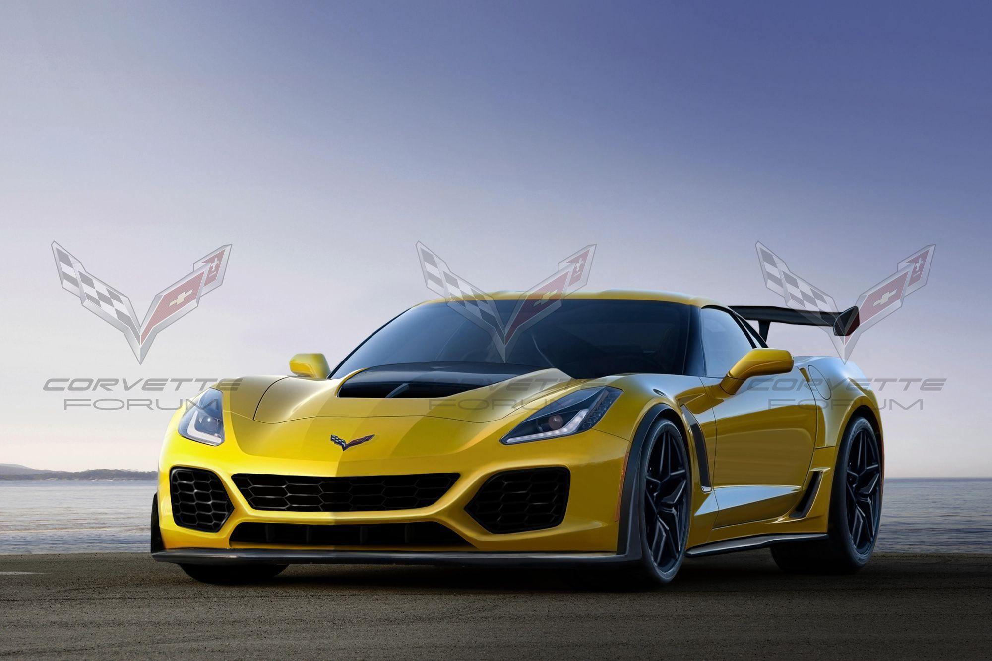 New Corvette Zr1 Could Be Baddest Ever Corvette Zr1 Corvette