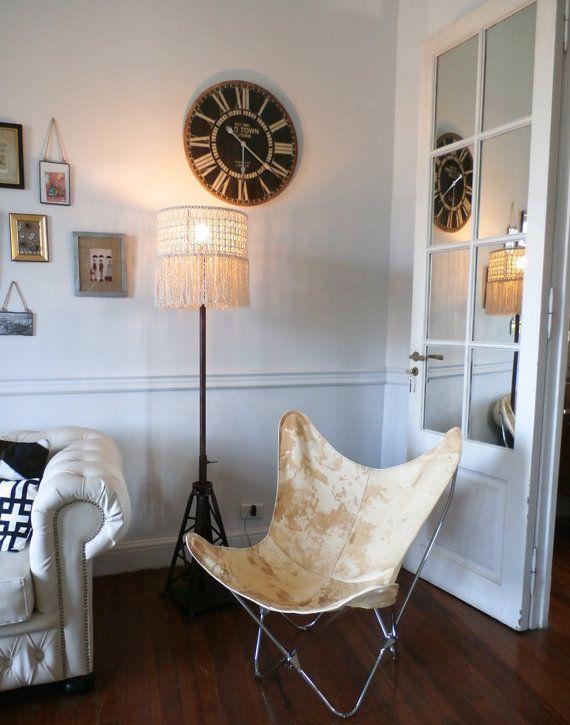ORIGINAL BKF Butterfly Chair in Premium Cream by LifestyleByCara
