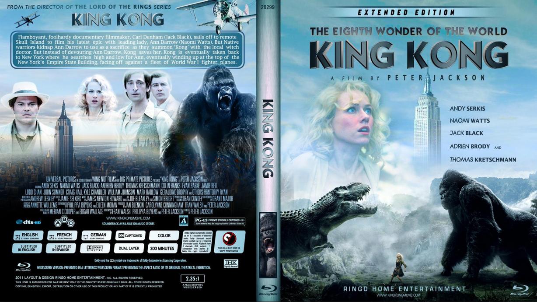 King Kong 2005 King Kong Kong Film King Kong 2005